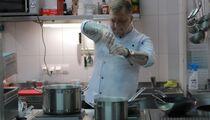 Михаил Переверзев: «В ресторане мы все делаем сами!»