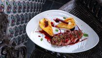 Открытие нового мясного ресторана Maer на Бадаевском заводе