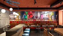 Сербия в центре Петербурга: новый стритфуд-бар «Гужва»