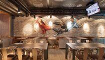 Открытие. Street food bar №1