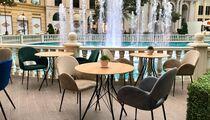 В парке «Остров Мечты» заработало кафе-кондитерская Fontan