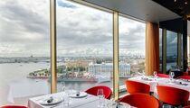 Панорамный ресторан: La Vue