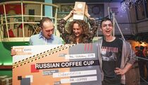 Интервью с чемпионами Russian Coffee Cup 2019