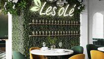 В центре Москвы открылся ресторан европейской кухни Les Olé