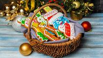 Имбирные пряники с глазурью: рецепт на Новый год 2020 от ресторана «Хочу Харчо»