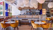 В «Острове Мечты» открылся ресторан Sketch сafe