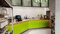 Открытие. Ресторан здорового питания CGC