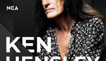 Концерт Кена Хенсли в Альпенхаусе