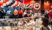 Открытие. Ресторан быстрого питания Panda Express