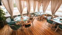 Открытие. Café Normandie