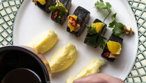 Рецепты от шеф-повара загородного клуба «Кордон»