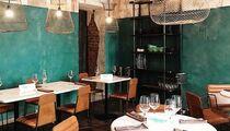 Открытие. La Perla Seafood Bar