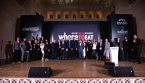 В Москве и Сочи прошли церемонии вручения наград WHERETOEAT 2020
