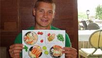 Дим-самы и тайский суп с Александром Бельковичем