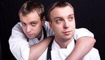 Иван и Сергей Березуцкие: «Если будет хорошая площадка, хотели бы открыть ресторан в Петербурге».