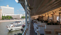 Открытие: «Ехал Грека через реку» на набережной Тараса Шевченко