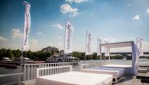 Открытие: летний ресторан «МореМоре» в яхт-клубе «Адмирал»
