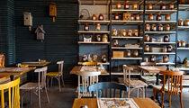 Открытие: гастромаркет и кафе «Федя, дичь!» на Даниловском рынке