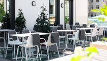 Летняя веранда в ресторане «KM20»