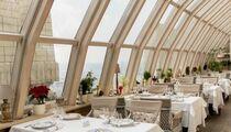 Панорамные террасы в ресторане BUONO