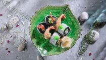 В ресторане «Черетто море» появились блюда из японского меню