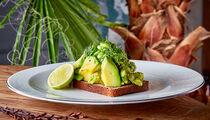 Avocado Queen открывает постное меню