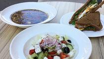 Обеды в кафе DOMA