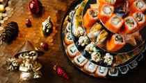 Новогоднее меню в «Тануки»