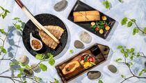 В ресторане «Волна» предлагают попробовать рыбу на костре