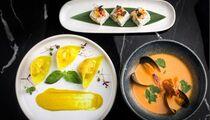 Дегустационные сеты к RRF от BB Cafe, TOKYO SUSHI и «Комбината»