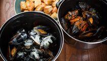 Ресторан «Вино & Гады» открывает безлимит на тихоокеанские мидии