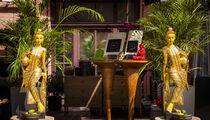 Ресторан Black Thai открыл террасу на свежем воздухе