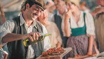 Амбассадор бренда Filippo Berio Марко Якетта провел кулинарный мастер-класс в Москве