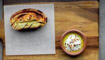 Счастье в пите и в Touché: ужин с израильским шеф-поваром