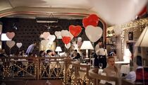 Ресторан Capuletti приглашает к себе гостей на День влюбленных