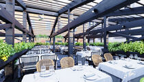 Летние веранды в Москве заработали: ресторан Modus представил три террасы