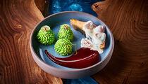 Humans Seafood Bar представляет обеденное меню