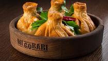 В грузинском винном баре Megobari и ресторане Оджахури проходит фестиваль хинкали