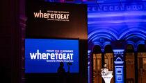 В Москве назовут победителей WHERETOEAT by Evian and Badoit MOSCOW
