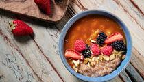 Бар «Ботанист» открыл новое меню завтраков на крыше