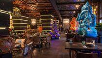 Праздничные бранчи выходного дня и шумные вечеринки в ресторане Black Thai