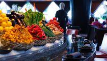 Постные блюда в ресторане Novikov Restaurant & Bar
