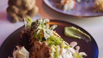 Новогодние корпоративы и скидки на блюда в баре Tsunami