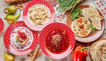 «Вареничная №1» готовит постные блюда советских республик