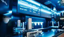 В торговом центре Columbus открылась смарт-кофейня Fibbee
