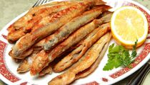 Ресторан «Рибай» открывает сезон корюшки