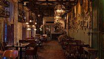 В ресторане «Казбек» появилась «Мясная телега»