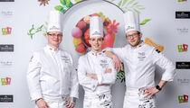 Российские кондитеры стали обладателями бронзы на полуфинале конкурса во Франции