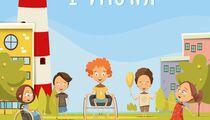 Благотворительная акция на Усачёвском рынке в поддержку «Дома с маяком»
