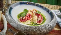 Кристиан Лоренцини приглашает на сезонные новинки меню в ресторан Christian